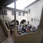 Bonny Nathan town hall ceremony in Certaldo Tuscany