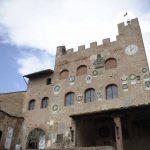 Bonny Nathan romantic wedding in Certaldo Tuscany