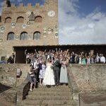Bonnie nathan family wedding tuscany