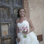 Bonnie Bride photoshoot in tuscany
