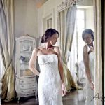 Bride Emma romantic photoshoot in Tuscany