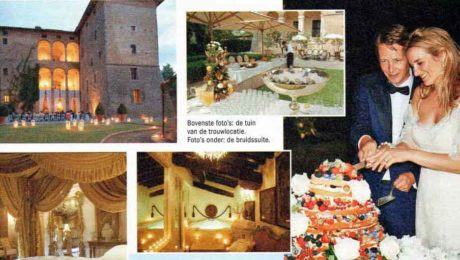 Real Weddings in Tuscany Suvera