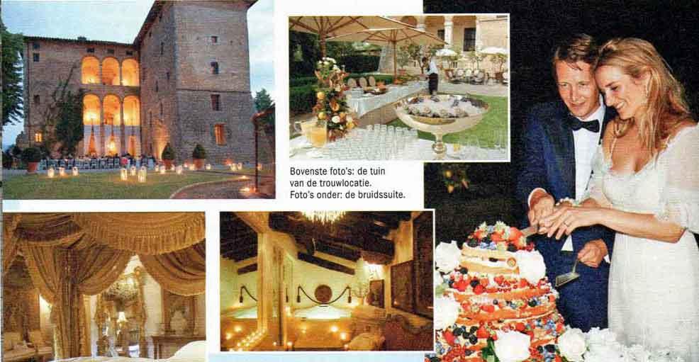 Real Weddings in Tuscany Suvera