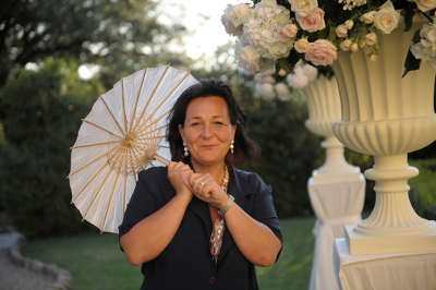 Simona Coltellini wedding Planner in Tuscany