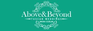Wedding in Tuscany by Above & Beyond