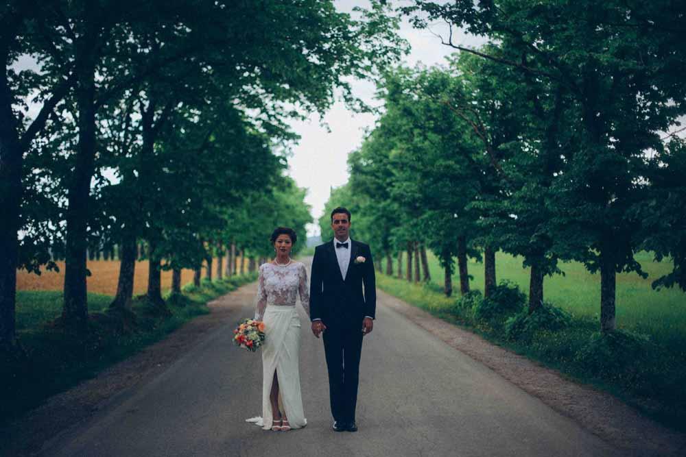 elopment wedding tuscany countryside
