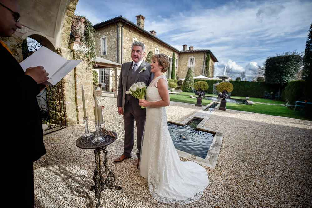 Celebrate wedding in tuscany