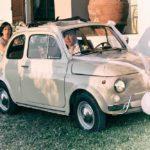maria petri wedding 500 fiat