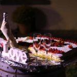 maria petri wedding cake
