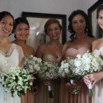 maria petri bridesmaids