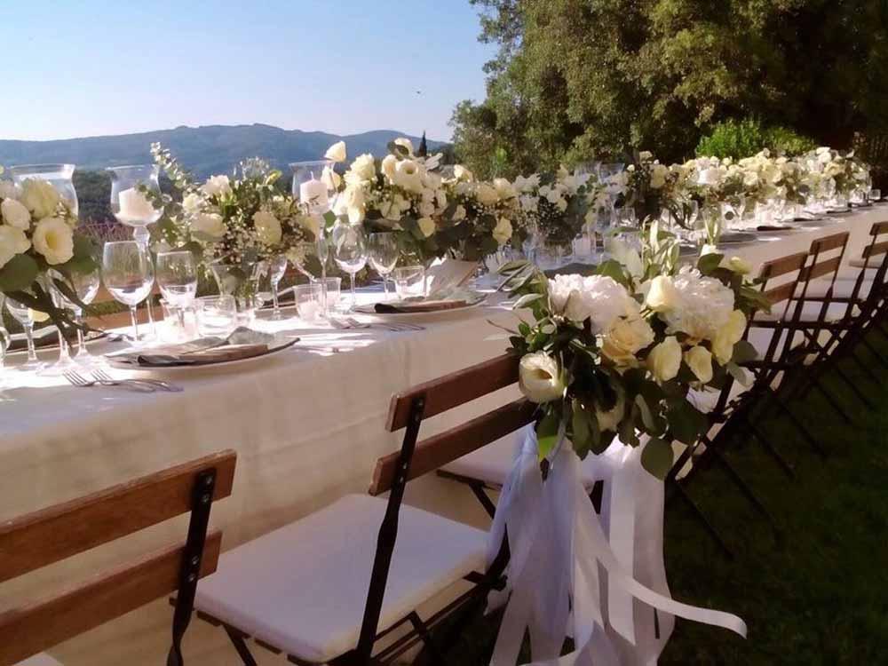 maria & petri wedding in Tuscany Chianti