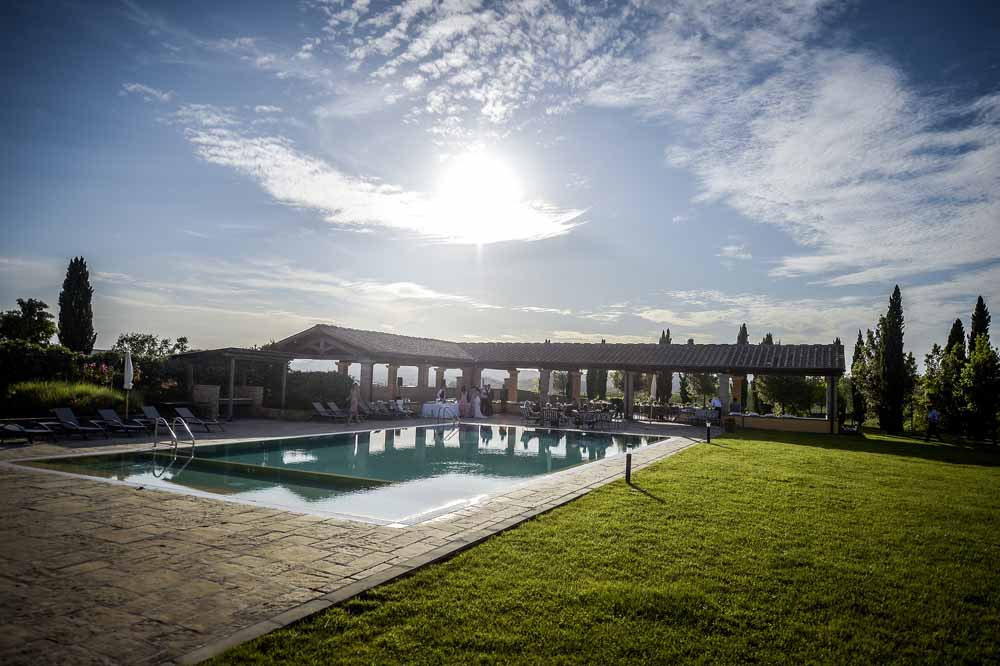Villa with Swimming pool location venues tuscany