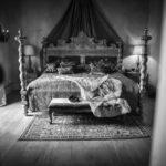 withe bridal photoshoot in tuscany