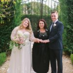 Romantic elopment in tuscany ceremony