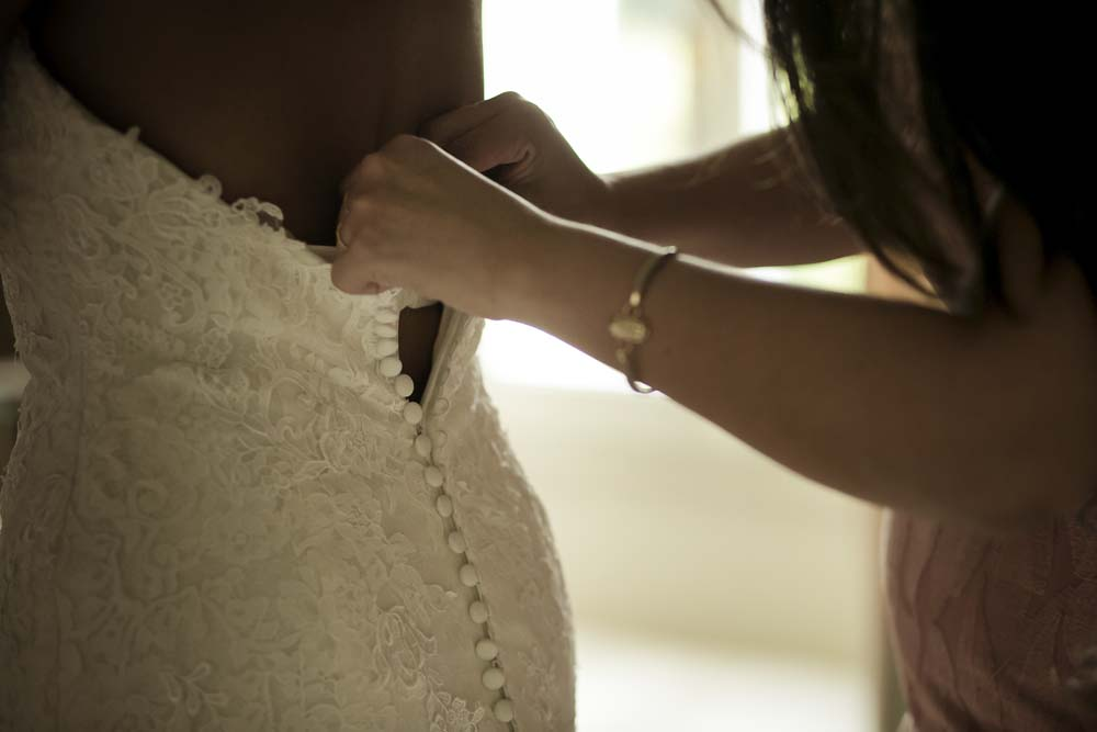 Pre-ceremony Bride details for wedding in tuscany at villa la foce