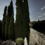 Ceremony wedding tuscany keren - Andrea at villa la foce
