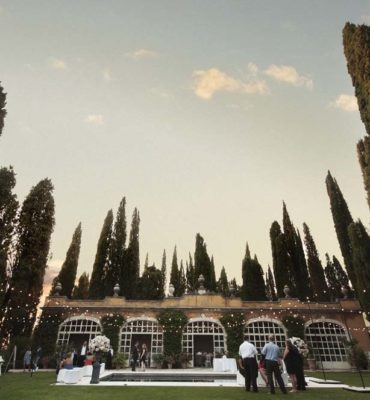 Villa la Foce wedding Venue in Tuscany